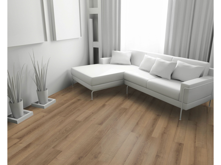 Лам. Wiparquet (Classen) Authentic8 Narrow (Naturale Briliant) 31876, 32кл,4V,8*160*1286мм, 2,058/уп